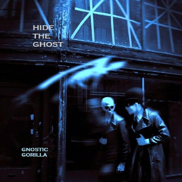 Cover art for Hide the Ghost